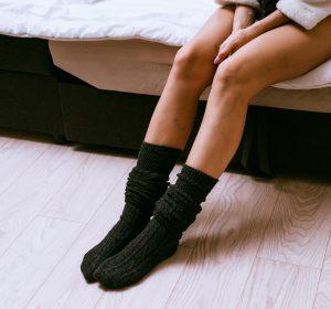 Sorte sokker